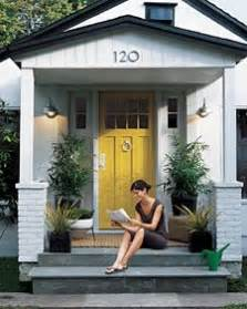 colored porch lights meaning yellow front doors are not for the faint of or