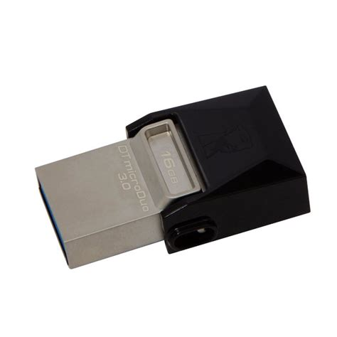 Usb Otg Kingston Dt Microduo 3 0 16gb