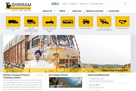 Shriram Transport Finance Letterhead Shriram Transport Finance Q4 Profit Falls 73 To Rs84 23 Crore Livemint