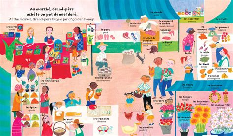 childrens french book my 1508657300 my big barefoot book of french and english words