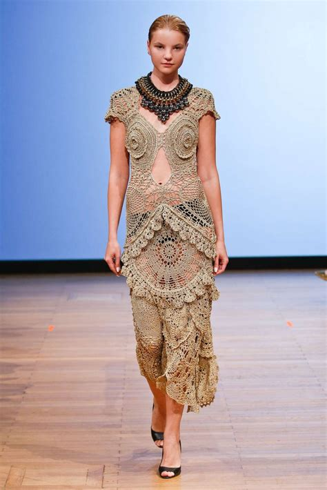 Nayra Dress 364 best images about fashion crochet on