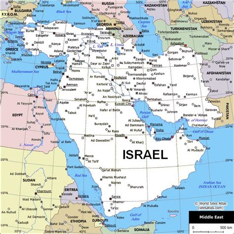 middle east map in 2020 civilized nations august 2006