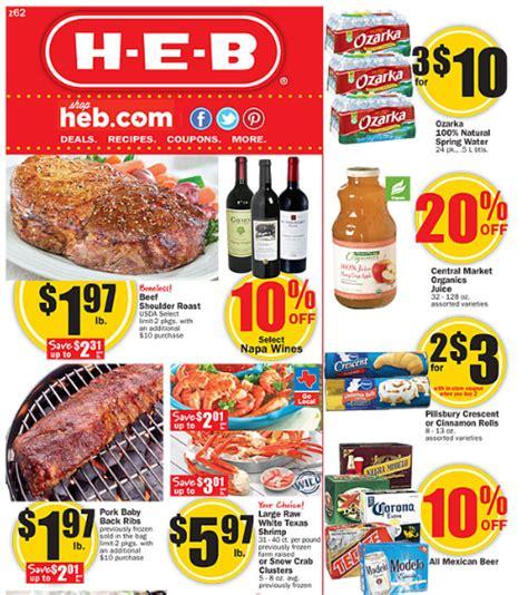 heb specials h e b weekly deals and coupon matchups nov 13th nov