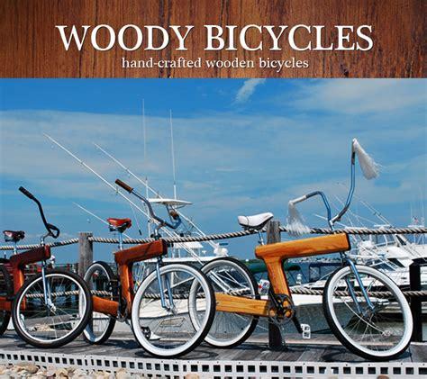 Wedding Crashers Balloon Bike by Soul Sanctuary Woody Bicycles Crafted Hardwood Bikes