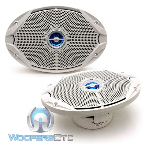 jbl marine speakers jbl ms9520 6 inch x 9 inch 2 way 300 watts coaxial marine