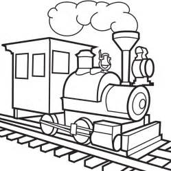 Coloring Book Train  Online Pages Princess sketch template