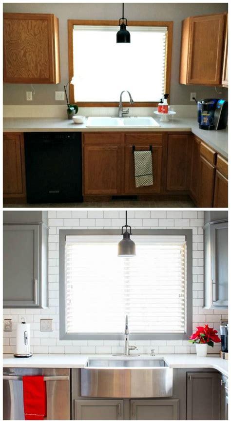 contractor grade kitchen cabinets 1000 ideas about builder grade on pinterest builder