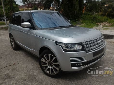 land rover vogue 2015 land rover range rover vogue 2015 autobiography 4 4 in