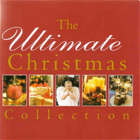 various the ultimate christmas collection cd at discogs