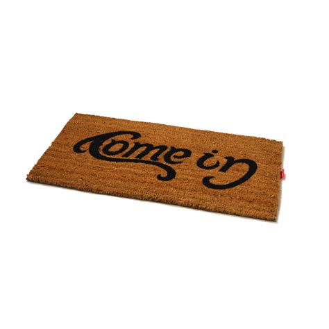 Proggy Mats Come A Way by Doormat Come In Go Away Quot Ambigram Quot