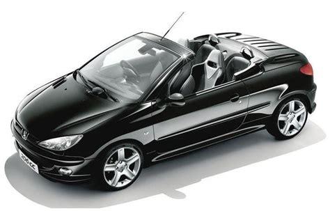 pug 206 cc peugeot 206 cc le cabriolet moderne et abordable boitier