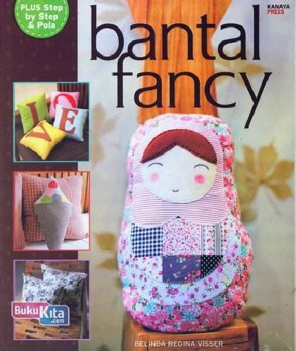buku bantal fancy crafts