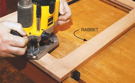 How To Make Cabinet Doors With Glass Panels Sycamore Pantry Popular Woodworking Magazine