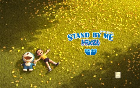 wallpaper doraemon stand by me doraemon the movie my review 映画 stand by me ドラえもん レビュー