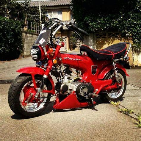 Honda Motorrad Ffb by 393 Besten Honda Dax Bilder Auf Honda