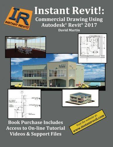 autodesk revit tutorial book instant revit commercial drawing using autodesk 174 revit