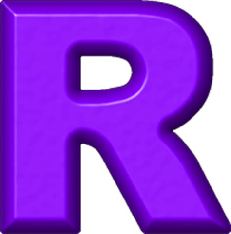 Presentation Alphabets Purple Refrigerator Magnet N presentation alphabets purple refrigerator magnet r