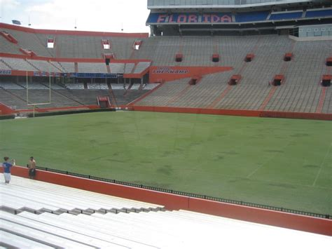 section 36 1 ii ben hill griffin stadium section 36 rateyourseats com