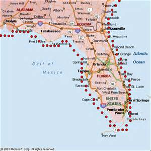 panama city florida on a map florida buoy map panama city waterfronts bay