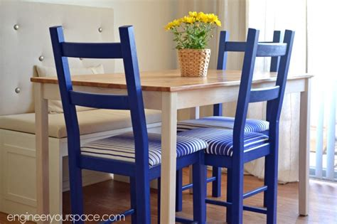 ivar chair ikea hack dining room on a budget ikea s ingo and ivar get a