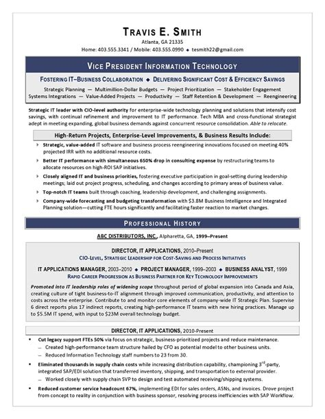 Mba For Cto by The Best Resume Career Objective Ideas On Cover
