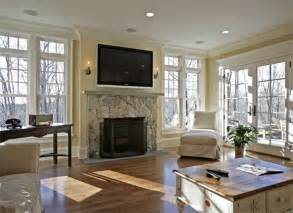 living room with fireplace and tv tips for hanging a flat screen tv over a fireplace