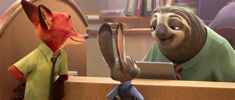 zootropolis film up watch zootropolis hilarious quot sloth trailer quot and a gallery