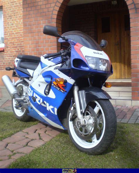 2000 Suzuki Gsxr 600 2000 Suzuki Gsx R 600 Image 7