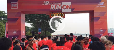 new year race day 2015 race day new balance run on singapore 2015 just run lah