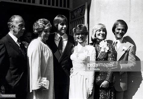rosemary clooney pat boone debby boone gabriel ferrer stock photos and pictures