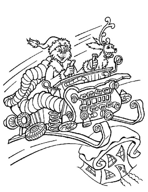 whoville coloring pages az coloring pages