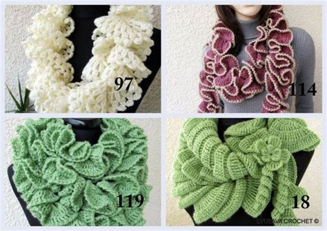 Instant Ruffle Bergo 19 167 best crochet patterns etsy shop images on crochet gifts crochet pattern and