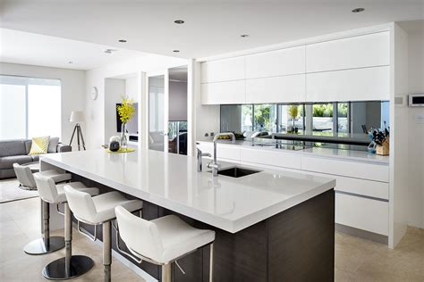 Kitchen Island Perth | perth contemporary kitchen designers cabinet makers