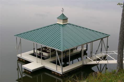floating boat slip wahoo double slip aluminum floating boat dock with sheet
