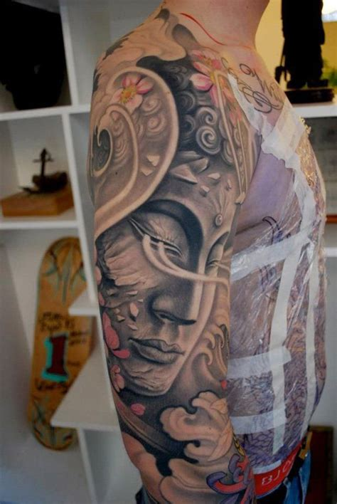 japanese buddha tattoo designs 60 inspirational buddha ideas