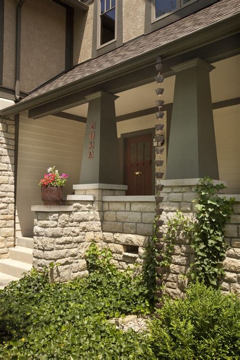 craftsman style front porch posts craftsman style columns home construction ideas pinterest