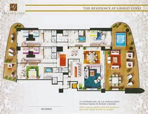 Residence Floor Plans Floor Plans Grand Luxxe Residence