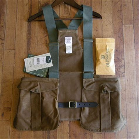 A L I V E Belgiveau Bag filson tin bag dolly varden