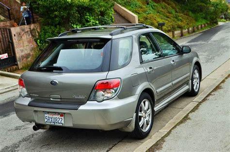 2006 Subaru Impreza Outback Sport by 2006 Subaru Impreza Outback Sport Awd 4dr Wagon 2 5l H4