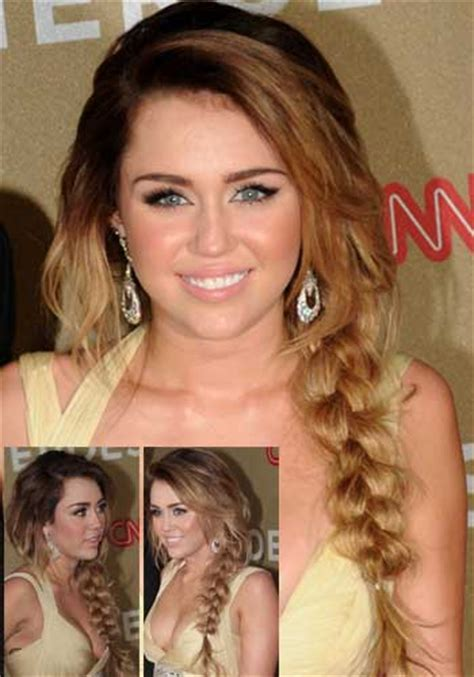 miley cyrus short haircut instructions fun with 7 different braided hair styles