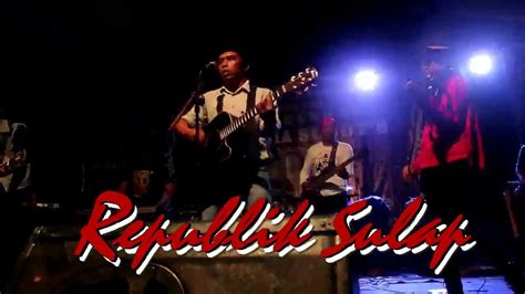 gitar cover tony q republik sulap republik sulap tony q rasastafara cover deden coustik ft