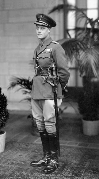 Edward VIII: A Prince in the Promised Land | History Today