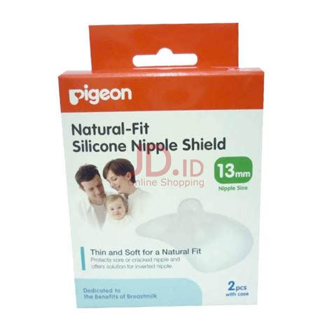 Pigeon Rubber Shield Murah jual pigeon fit silicone shield jd id