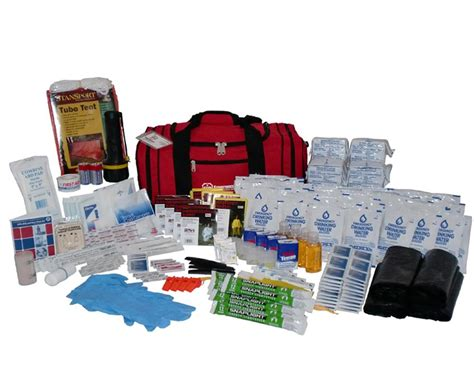 1 Person 3 4 Day Emergency Survival Kit Bug Out Bag 72 Hour Bla 72 Hour Survival Kit 4 Person 3 Day Emergency Disaster