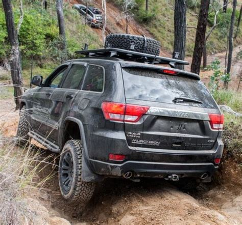 jeep grand cherokee wk2 lifted built jeep grand cherokee wk2 by murchison products