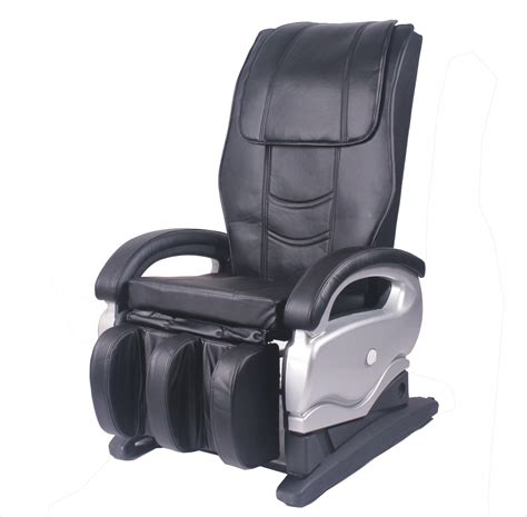 Shiatsu Recliner Chair by Mcombo Electric Shiatsu Pu Leather Chair