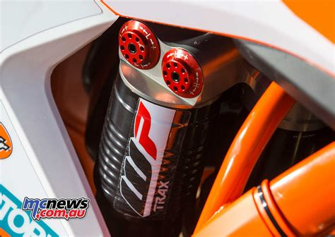 Shock Wp Wp Suspension Now Distributed By Ktm Australia Mcnews Au