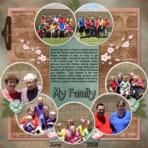top 25 ideas about genealogy scrapbooking ideas on family scrapbook pages www imgkid com the image kid