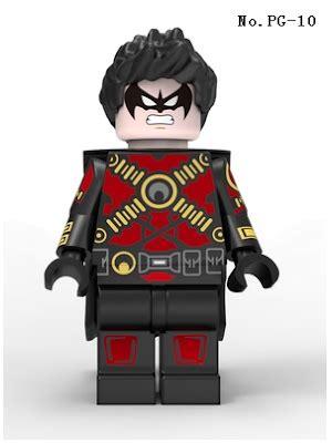 Bootleg Lego Batman Robin Hijau Kuning it s not lego pogo brand bootleg minifigures list