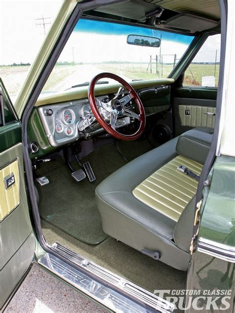 Chevy Truck Upholstery by How About Some Pics Of 67 72 Trucks Page 158 The 1947